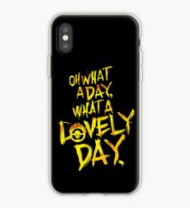 Mad Max Fury Road What A Lovely Day!  iPhone Case