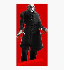 Nosferatu day Photographic Print