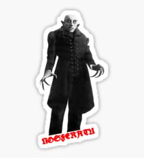 Nosferatu day Sticker
