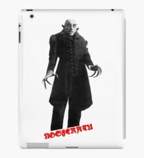 Nosferatu day iPad Case/Skin