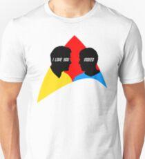 Love Trek Unisex T-Shirt
