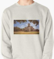 Mission San Jose in San Antonio II Pullover