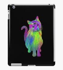 Trippy Cat  iPad Case/Skin
