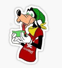 Goofy goofin  Sticker