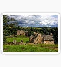 Craignethan Castle Sticker
