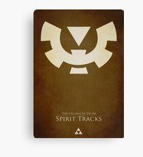 Lienzo Spirit Tracks
