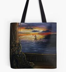 A Serenity of Still and Exquisite Brilliance Tote Bag