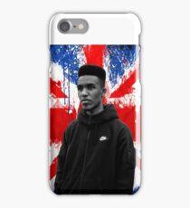 Novelist Grime Artist British Flag iPhone Case/Skin