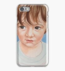 Finny with curls iPhone Case/Skin
