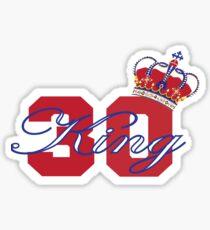 New York Rangers Henrik Lundqvist Sticker