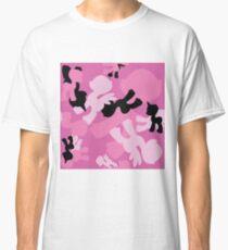 Brony Military Pink Camo Classic T-Shirt