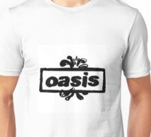 Oasis scribble logo Unisex T-Shirt