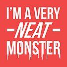 Dexter typography (variant) by samdesigns