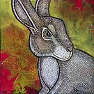 Mad March Hare by Lynnette Shelley