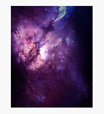 We love space - version 2 Photographic Print