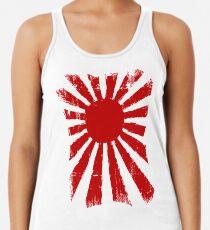 Camiseta con espalda nadadora Japón Sol Naciente