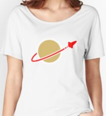 Lego Space! Women's Relaxed Fit T-Shirt