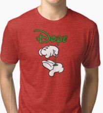 Dope Hands Tri-blend T-Shirt
