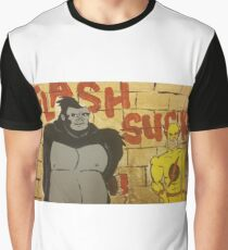 Flash sucks Graphic T-Shirt