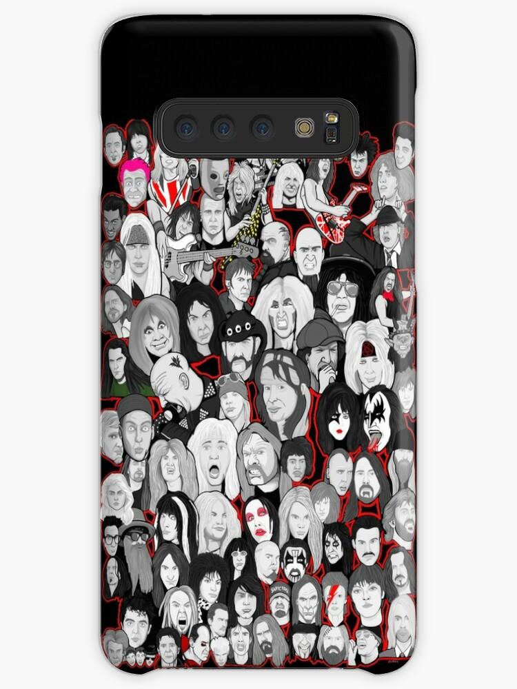 Rock Collage Samsung S10 Case