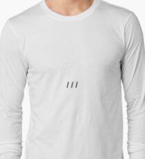/ / /  [black] Long Sleeve T-Shirt