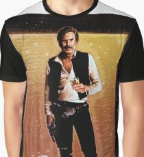 Ron Burgundy Han Solo Graphic T-Shirt