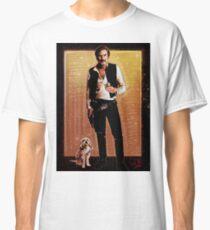 Ron Burgundy Han Solo Classic T-Shirt