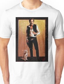 Ron Burgundy Han Solo Unisex T-Shirt