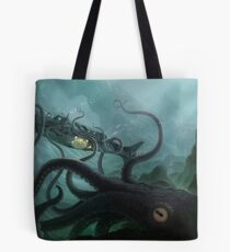 The Nautilus Tote Bag