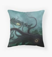 The Nautilus Throw Pillow