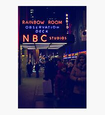 NBC Studios Photographic Print