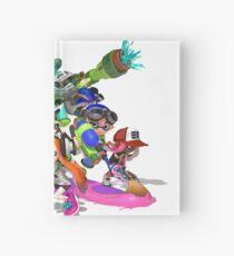 """Cuaderno de tapa dura Splatoon - """"Get Inked"""""""