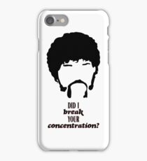 Pulp Fiction Jules  iPhone Case/Skin