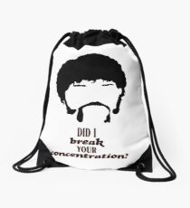 Pulp Fiction Jules  Drawstring Bag