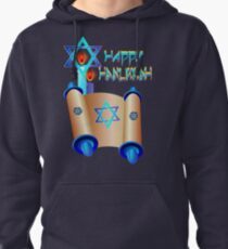 Happy Hanukkah-Torah T-Shirt