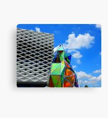 Architecture & Sculpture Canvas Print
