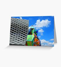 Architecture & Sculpture Greeting Card