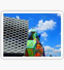 Architecture & Sculpture Sticker
