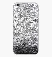 like spinning plates iPhone Case