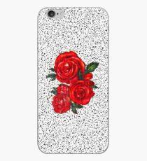 Graffiti Tees-4- ROSES! iPhone Case