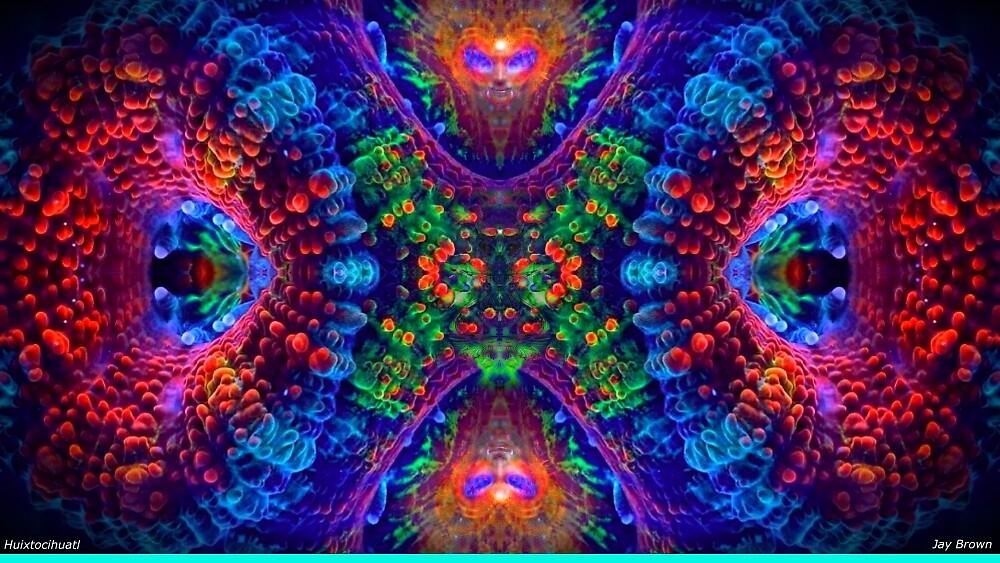 Huixtocihuatl by JayBrown