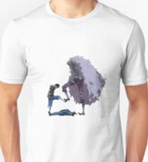 luffy Vs doflamingo Unisex T-Shirt