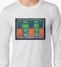 Colour under the desk Long Sleeve T-Shirt