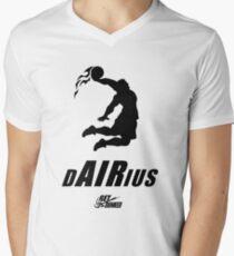 DAirius Men's V-Neck T-Shirt