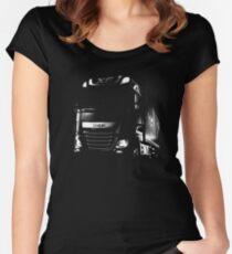 DAF, DAF Truck, DAF XF Women's Fitted Scoop T-Shirt