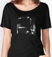 DAF, DAF Truck, DAF XF Women's Relaxed Fit T-Shirt