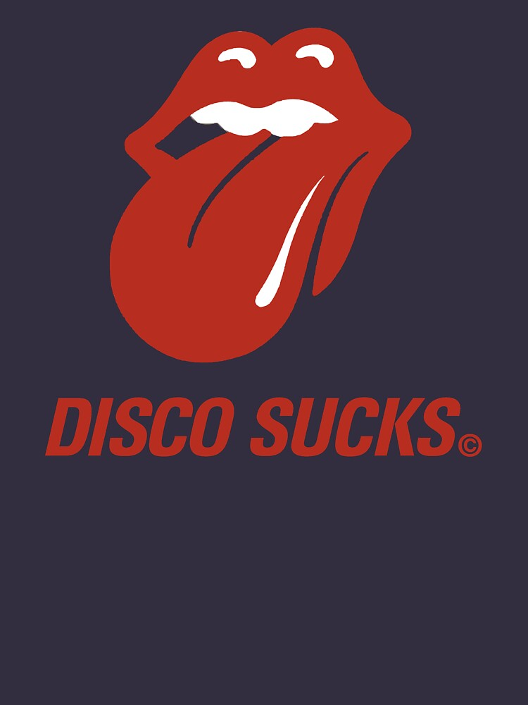 Disco Sucks T-Shirt Dark Style! by Westlake1972