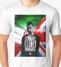 Mic Righteous Straight outta Margate/Britain/Iran Unisex T-Shirt