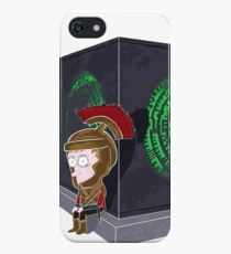 Waiting for a mad girl with red hair iPhone SE/5s/5 Case