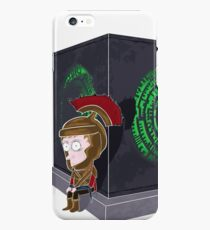 Waiting for a mad girl with red hair iPhone 6s Plus Case